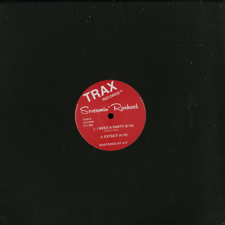 Screamin Rachael - QUEEN OF HOUSE EP SAMPLER
