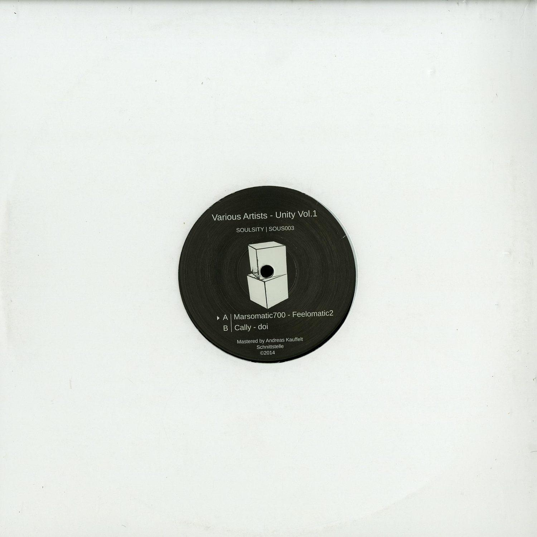 Various Artists - UNITY VOL.1