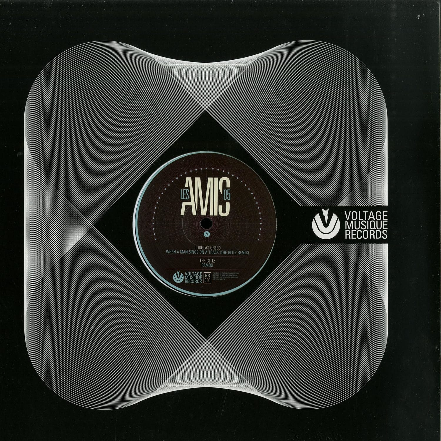 Various Artists - LES AMIS DOUBLE PACK