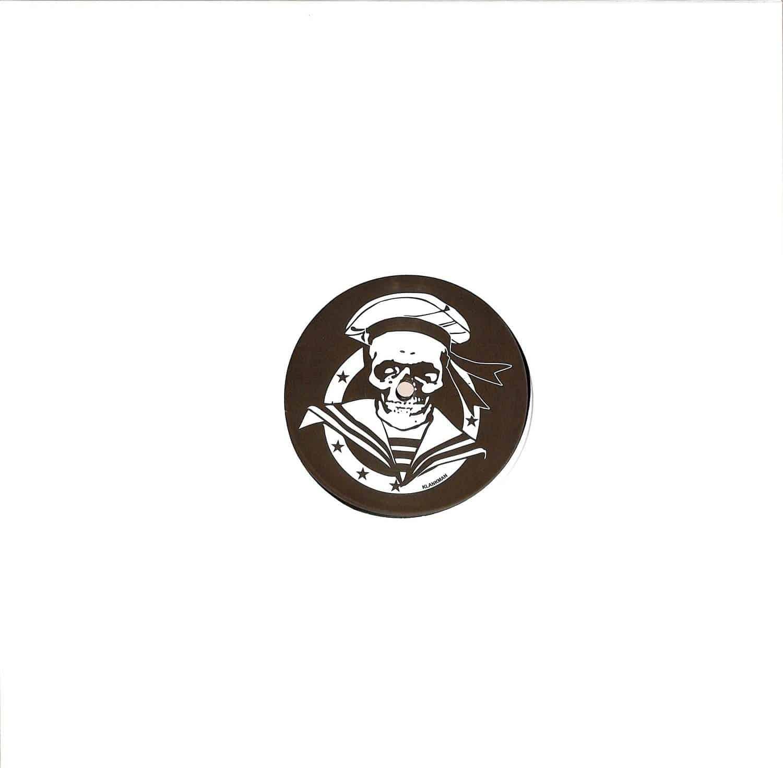 Klankman - DANGER EP