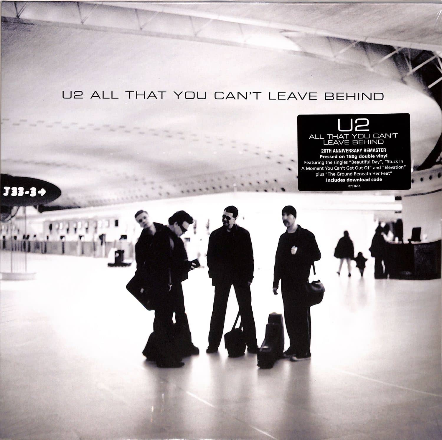 U2  - ALL THAT YOU CANT LEAVE..