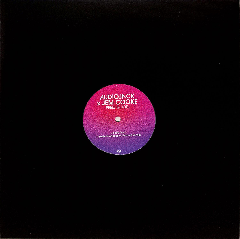 Audiojack x Jem Cooke - FEELS GOOD