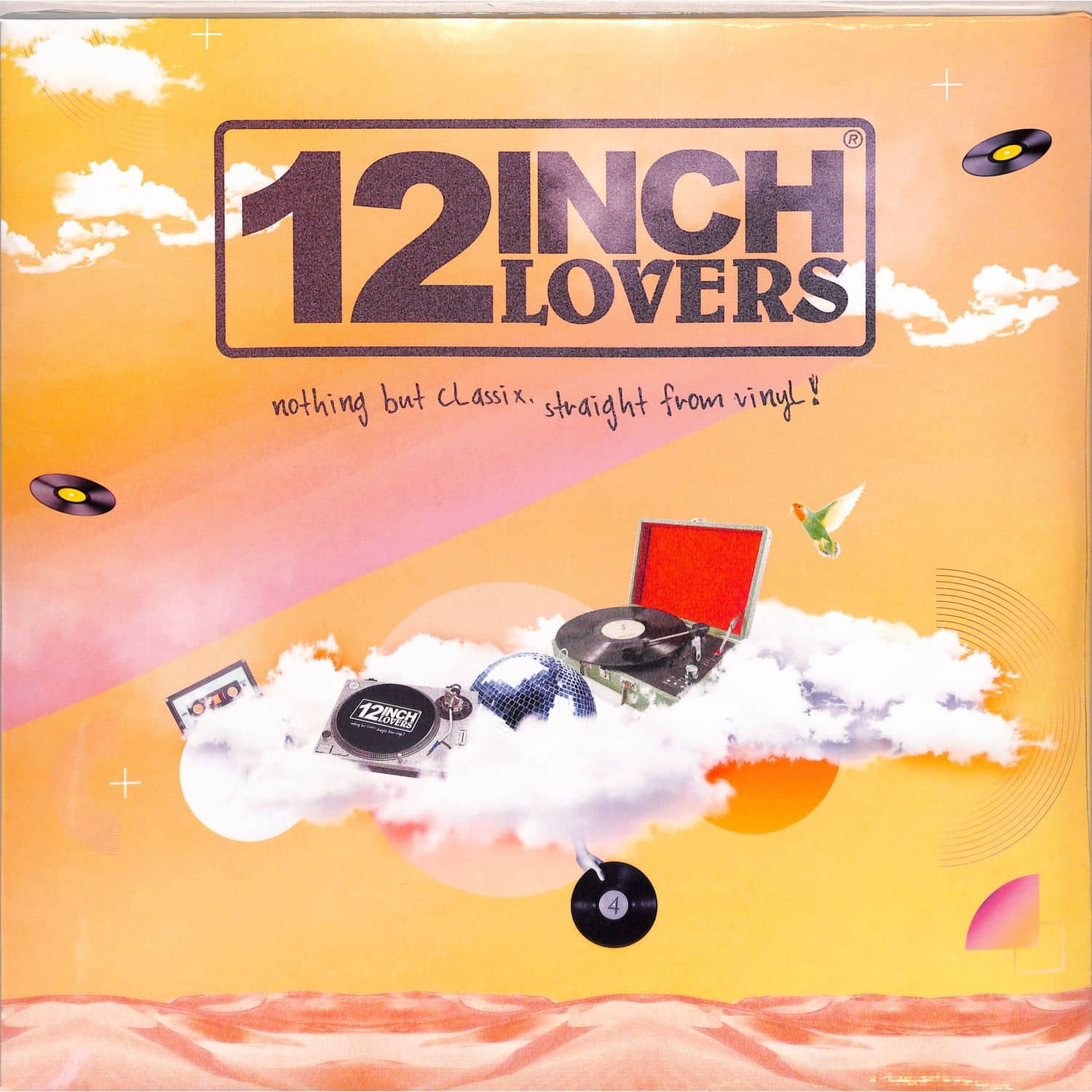 Various Artists - 12 INCH LOVERS 4