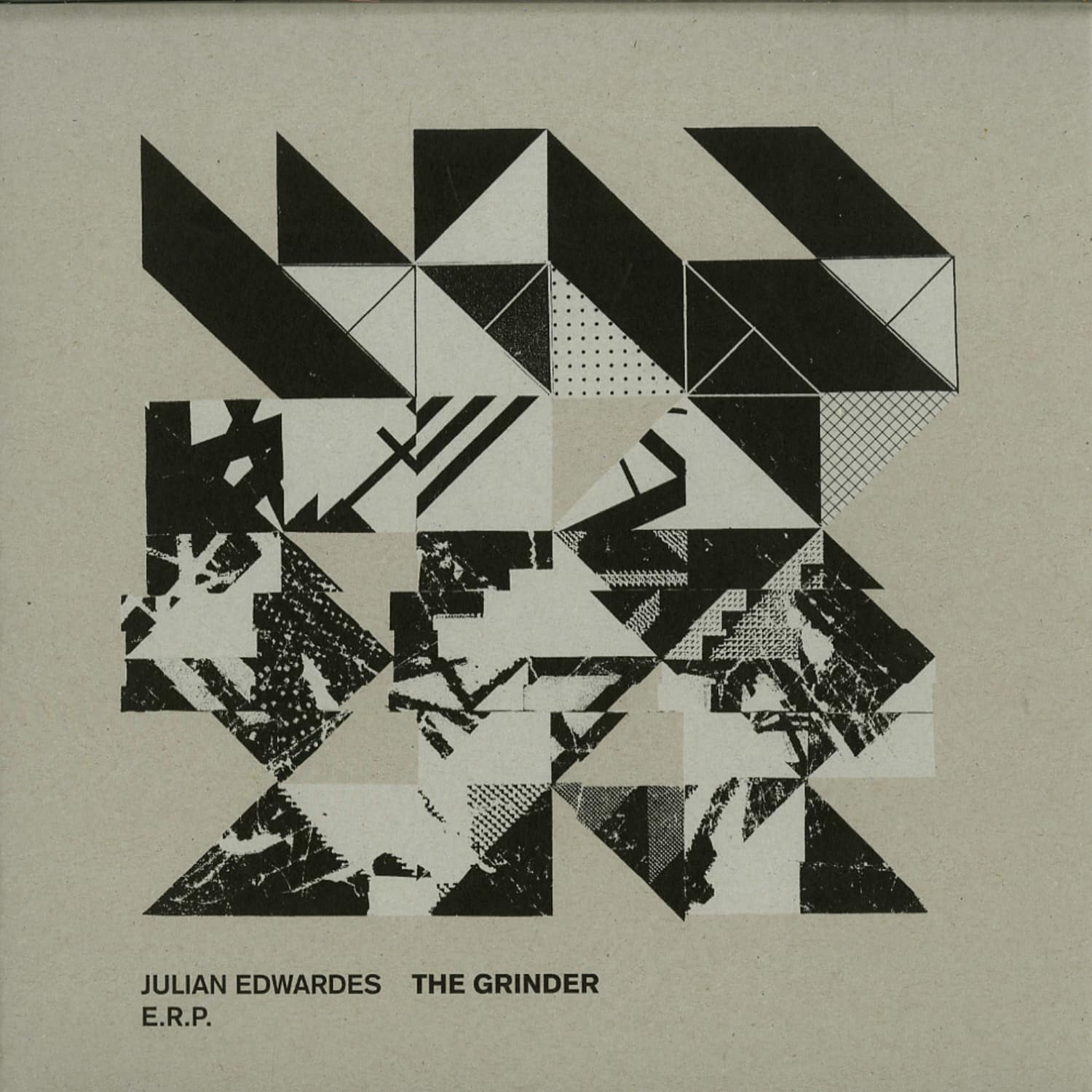Julian Edwardes / E.R.P. - THE GRINDER