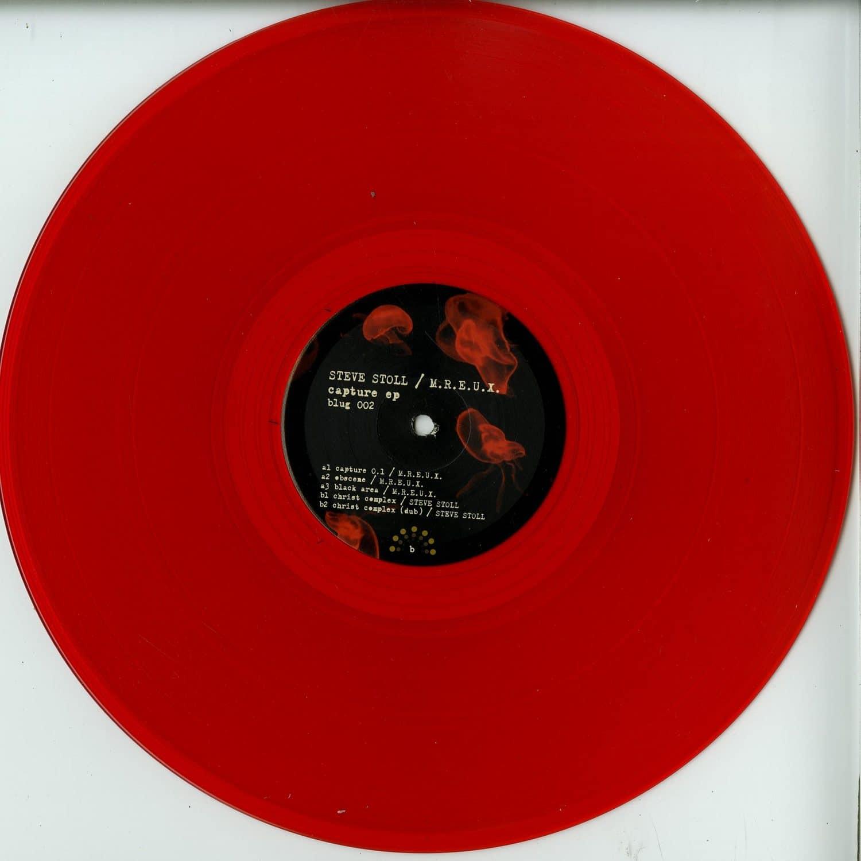 Steve Stoll & M.R.E.U.X - CAPTURE EP