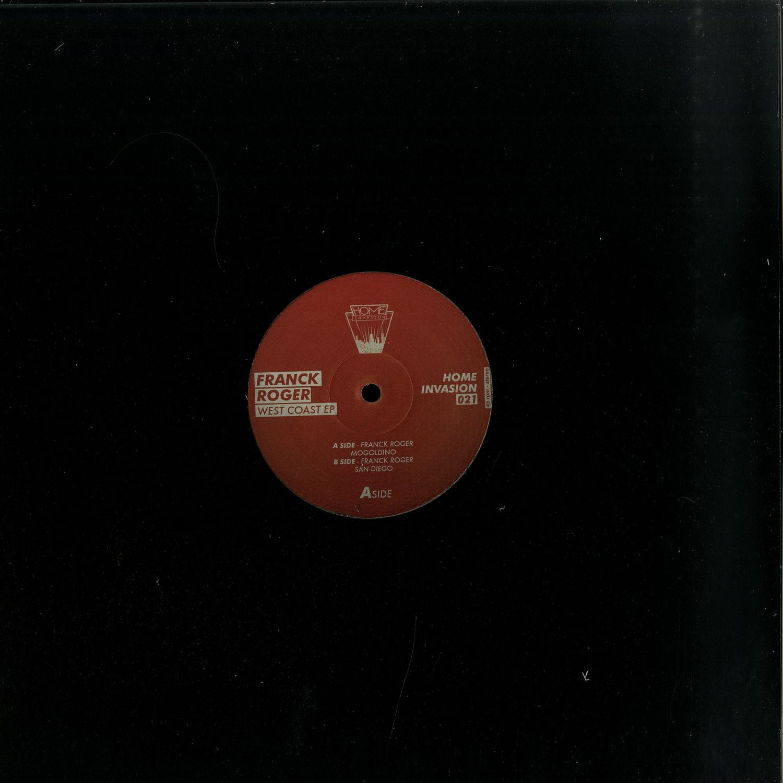 Franck Roger - WEST COAST EP