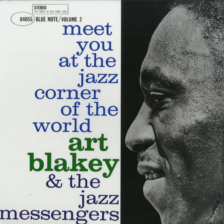 Art Blakey - MEET YOU AT THE JAZZ CORNER OF THE WORLD VOL. 2