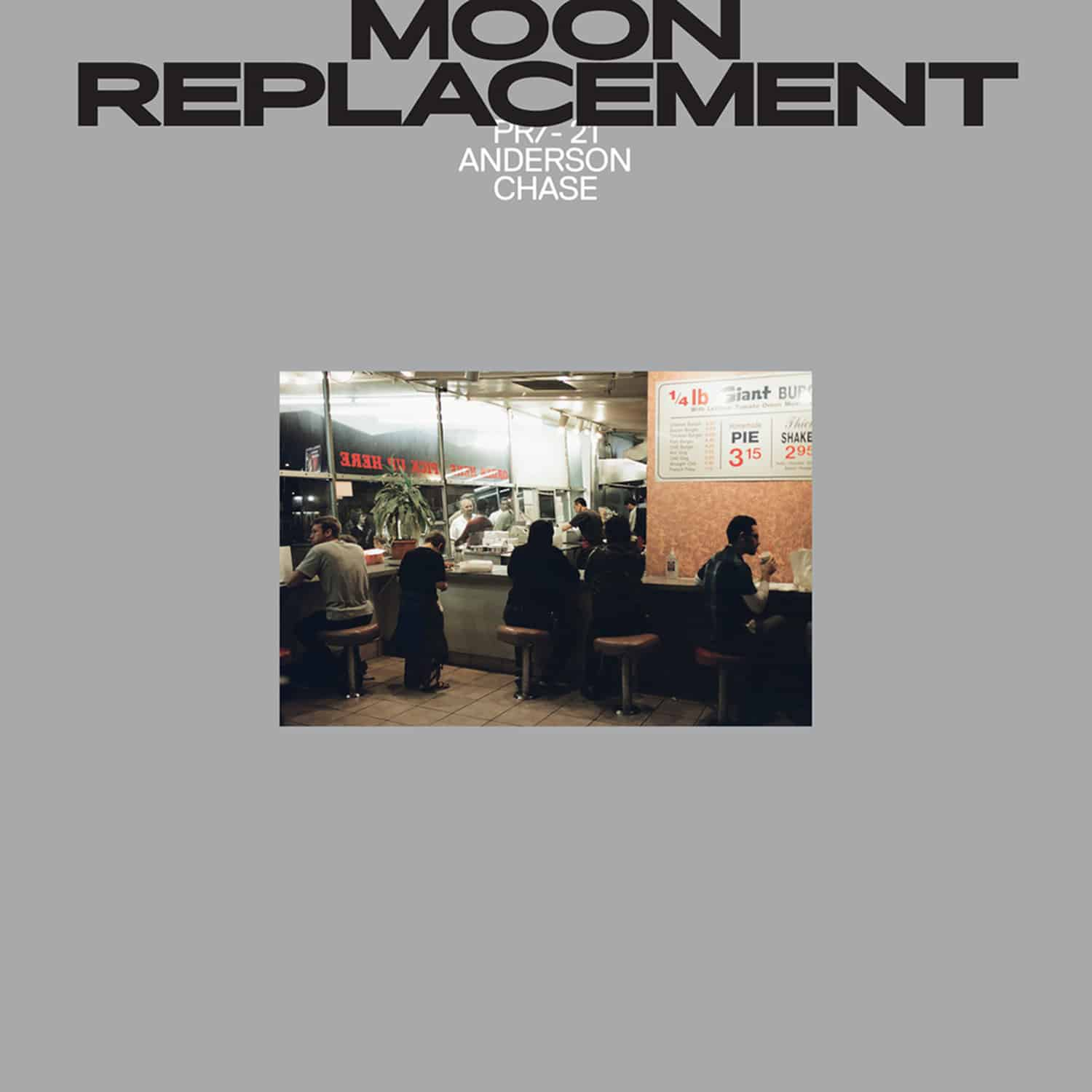 Anderson Chase - MOON REPLACEMENT