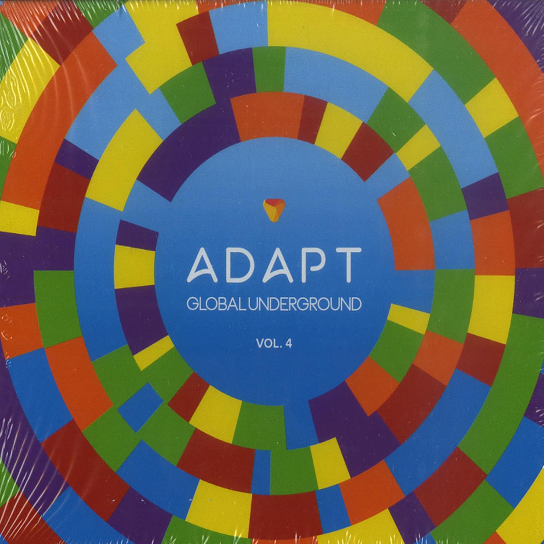 Various Artists - Global Underground: Adapt #4