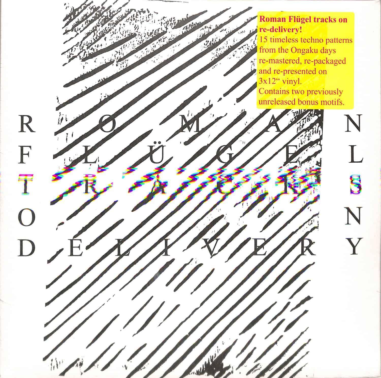 Roman Fluegel - TRACKS ON DELIVERY