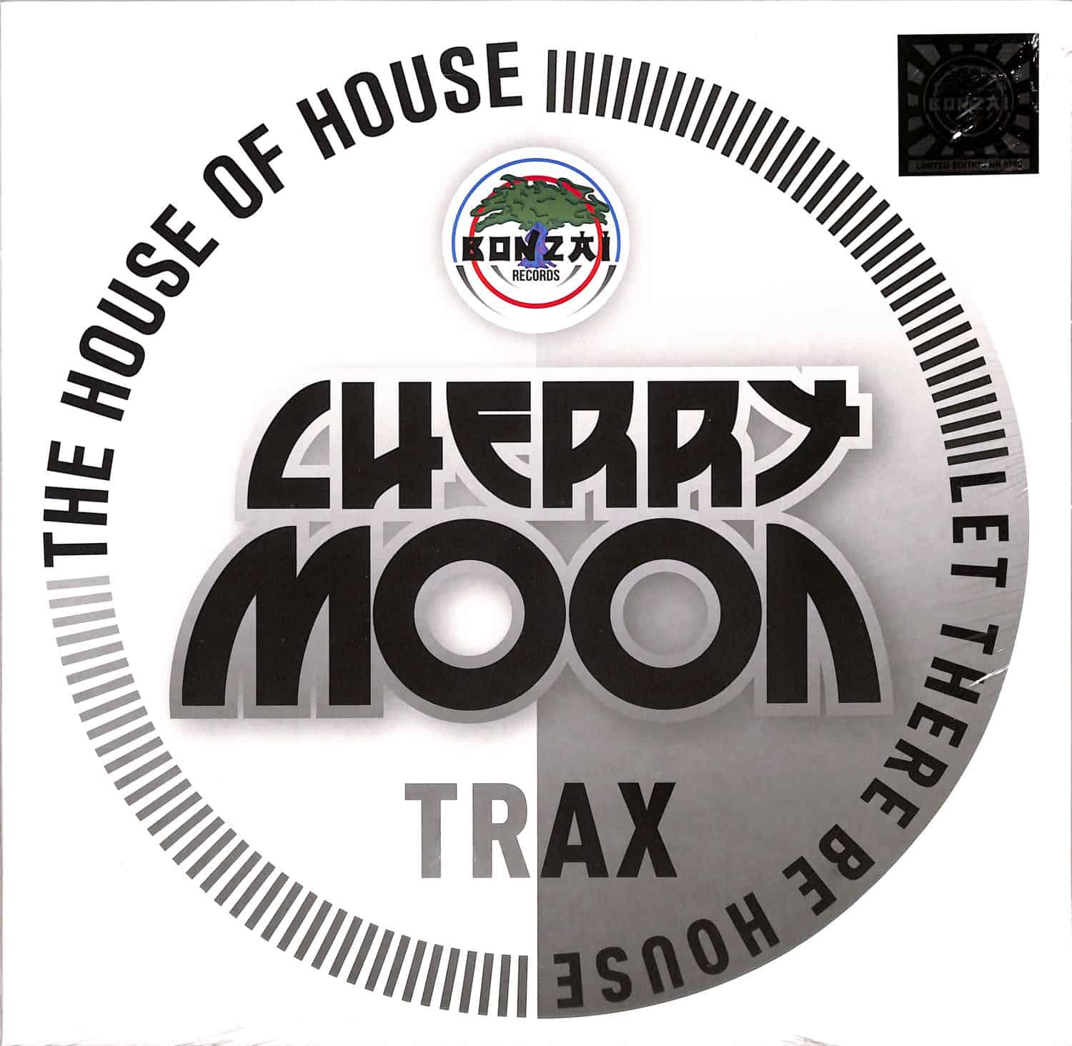 Cherry Moon Trax - THE HOUSE OF HOUSE / LET THERE BE HOUSE