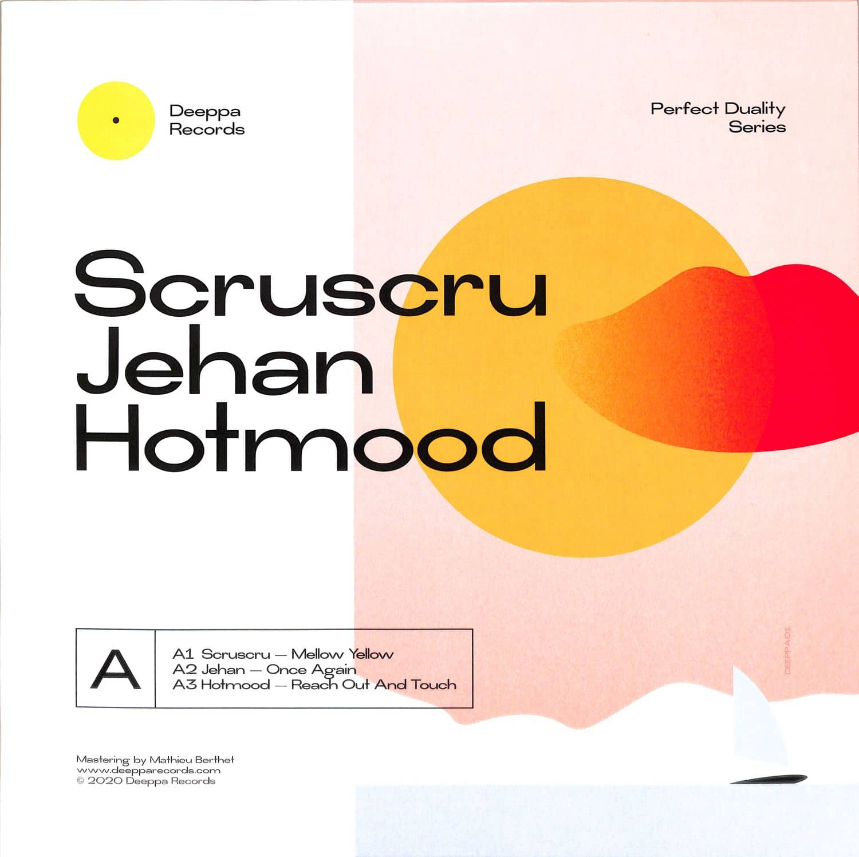 Scruscru / Jehan / Hotmood / SofaTalk / Replika - PERFECT DUALITY SERIES