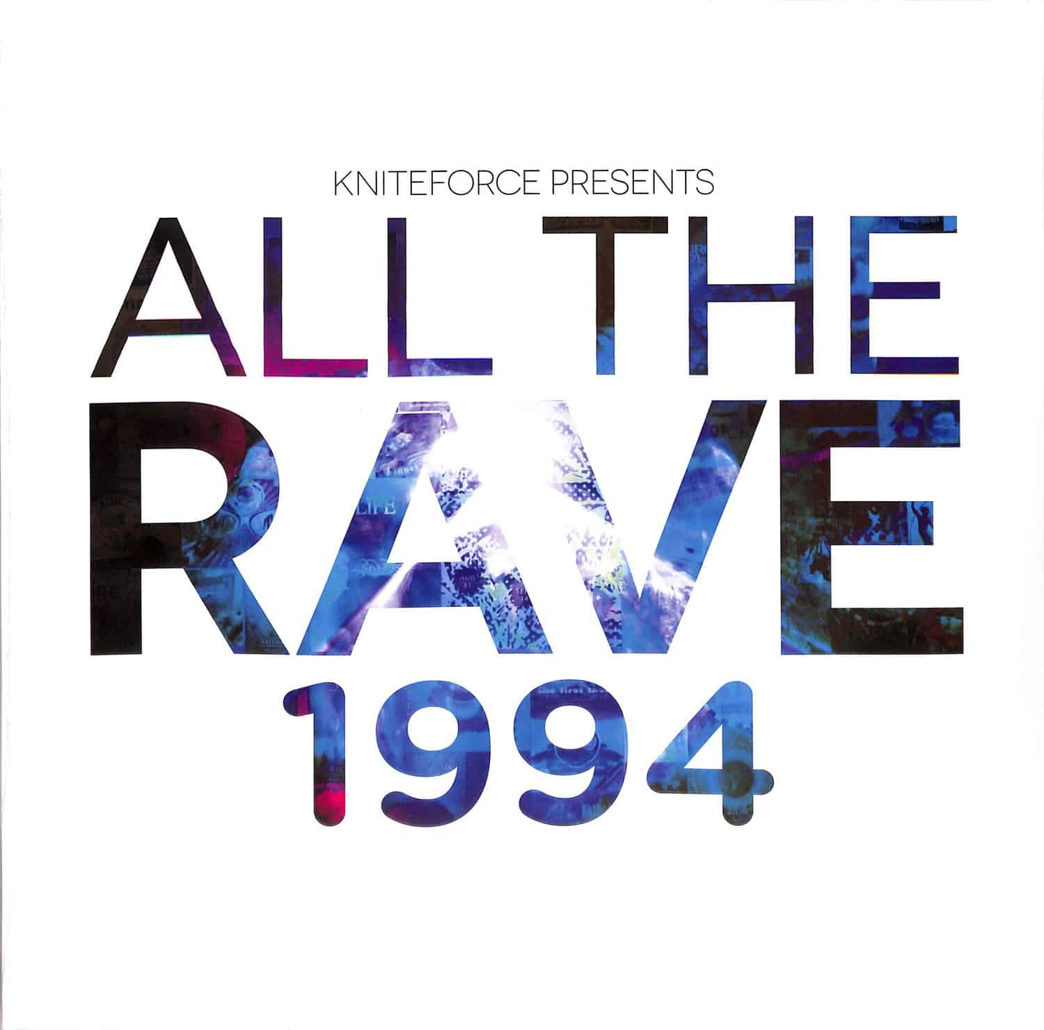 Various Artists - ALL THE RAVE 1994 EP