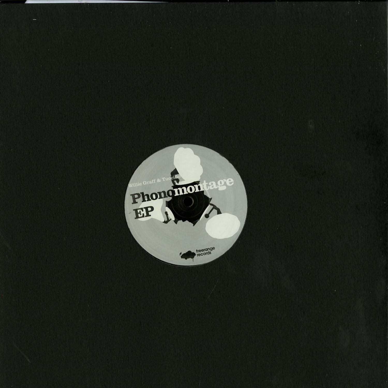 Willie Graff & Tuccillo - PHONOMONTAGE EP