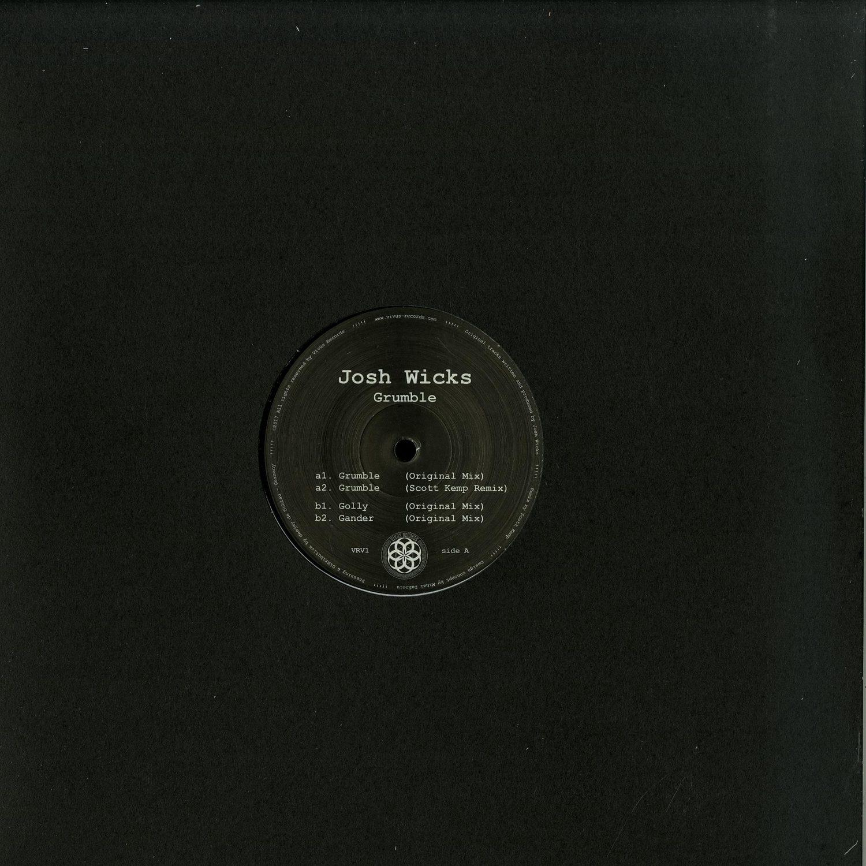 Josh Wicks - GRUMBLE