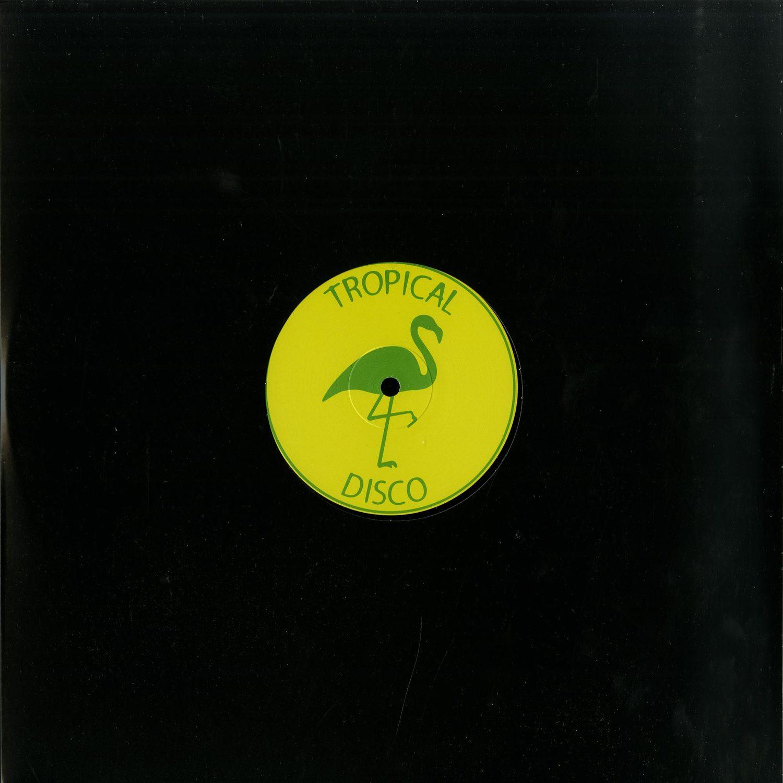 Various Artists - TROPICAL DISCO EDITS VOL 3
