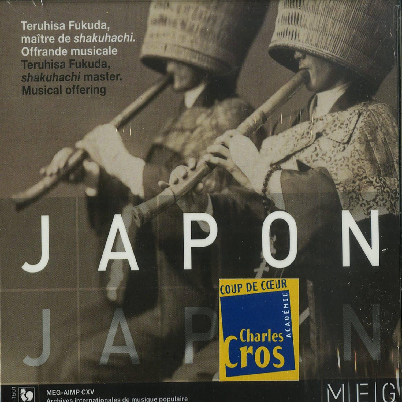 Teruhisa Fukuda  - JAPON