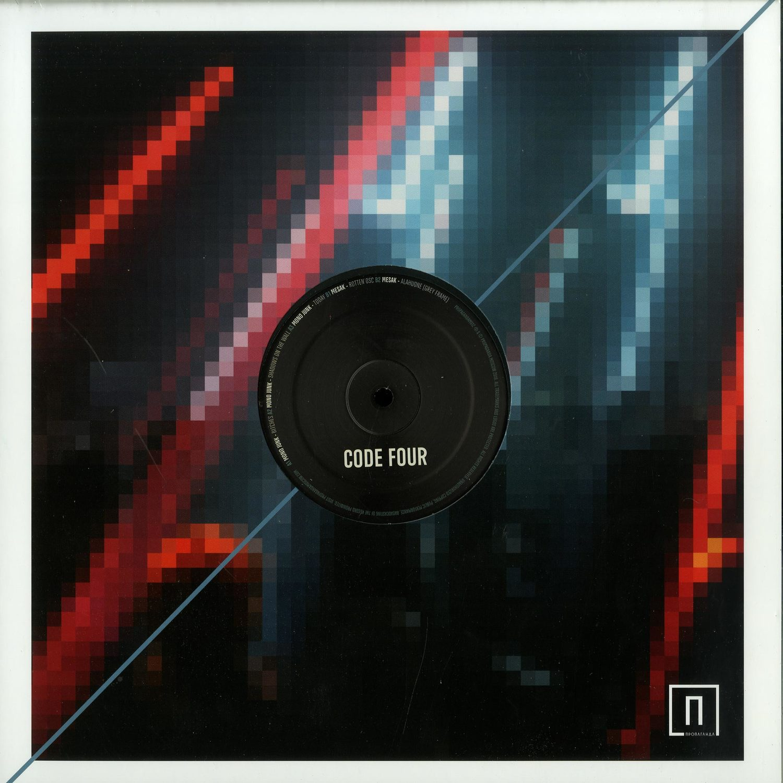 Mono Junk / Mesak - CODE FOUR