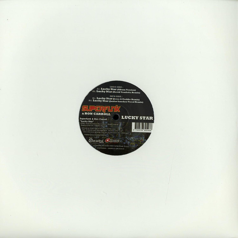 Superfunk & Ron Carroll - LUCKY STAR