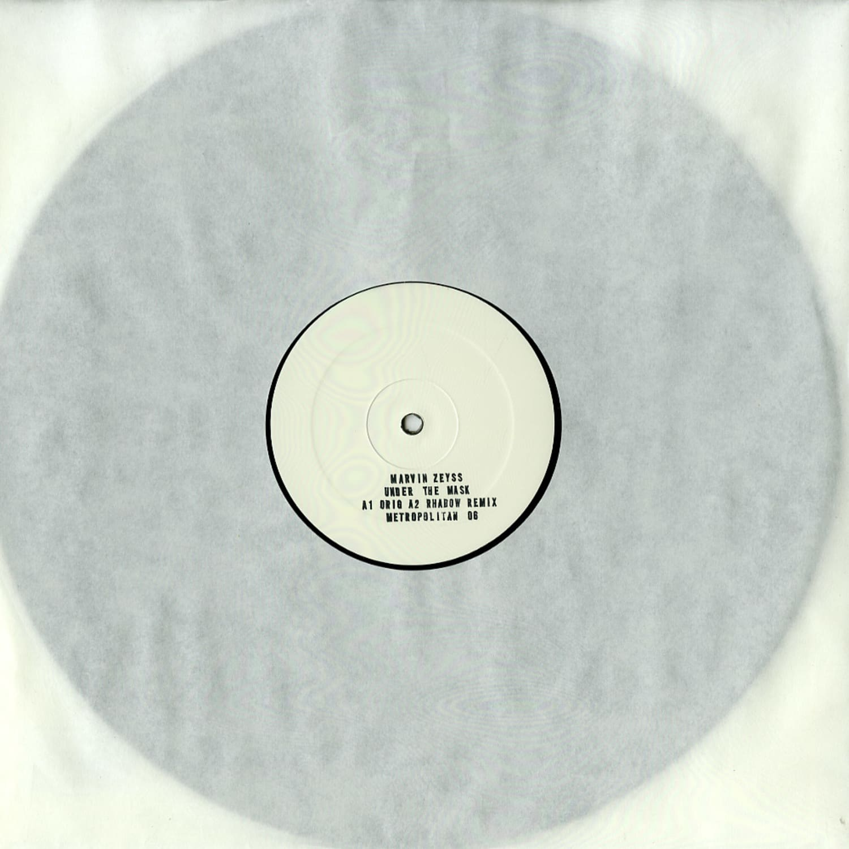Marvin Zeyss - UNDER THE MASK