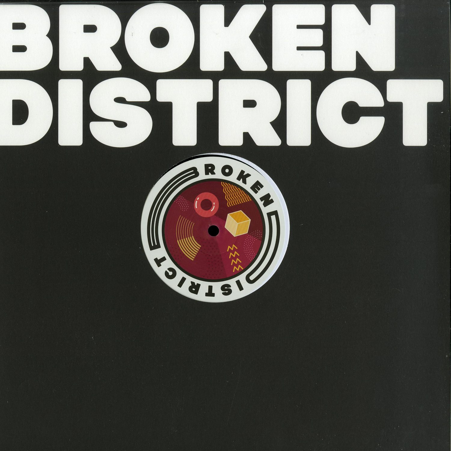 Various Artists - BROKEN DISTRICT 03