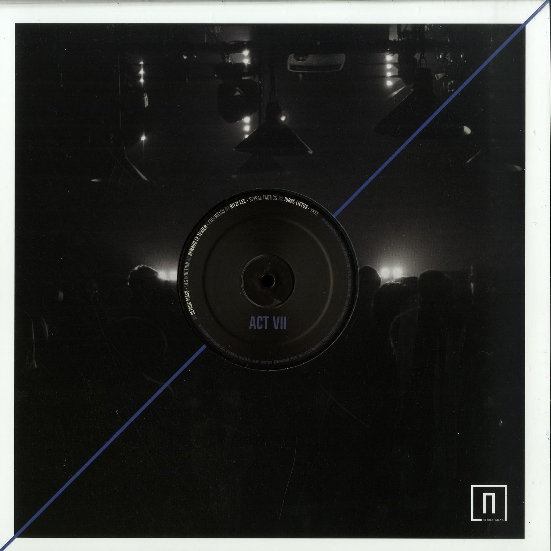 Setaoc Mass / Arnaud Le Texier / Ritzi Lee / Juras Lietus - ACT VII