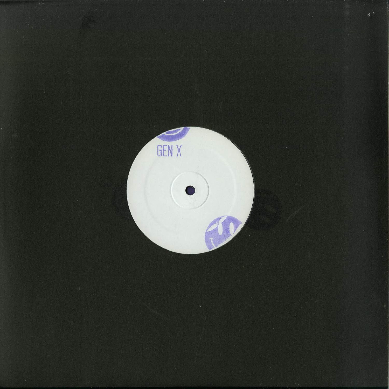 Remy-X / Aadja / Deep Dimension / Dave Simon - GENX004