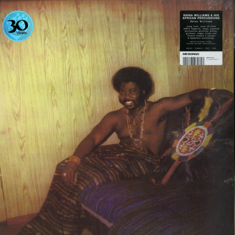 Shina Williams & His African Percussions - SHINA WILLIAMS