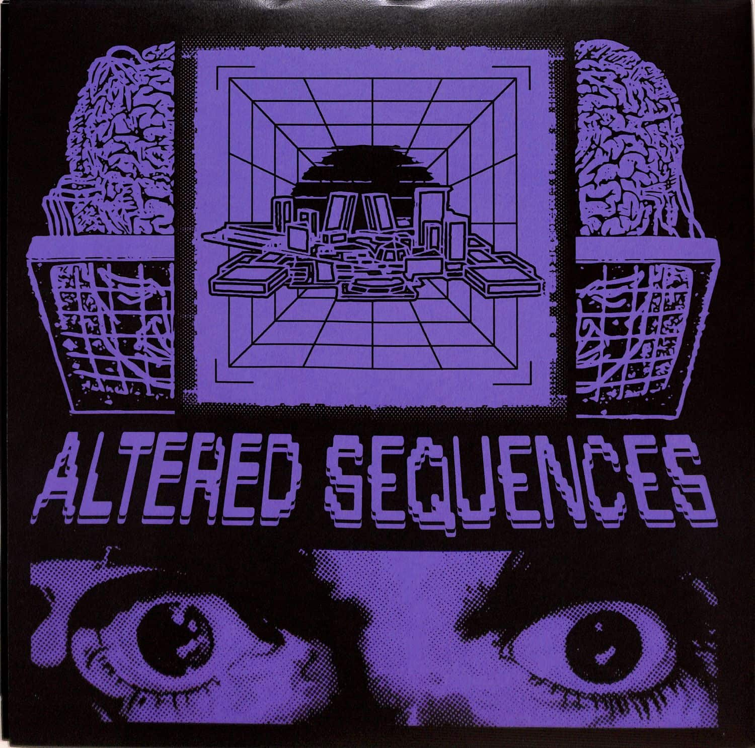 F. Vinuesa - ALTERED SEQUENCES EP