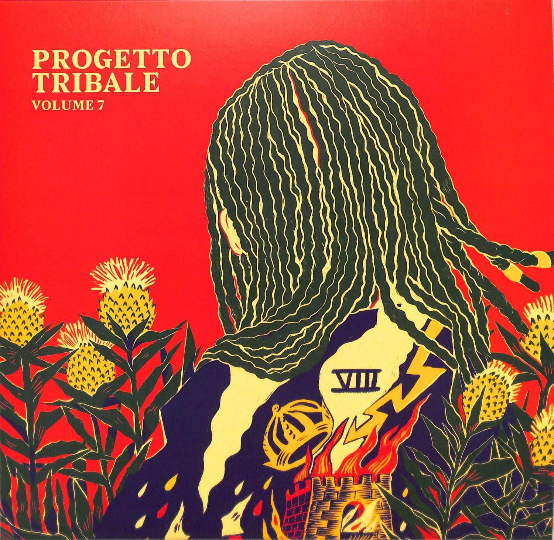 Progetto Tribale incl. Donato Dozzy - VOLUME 7