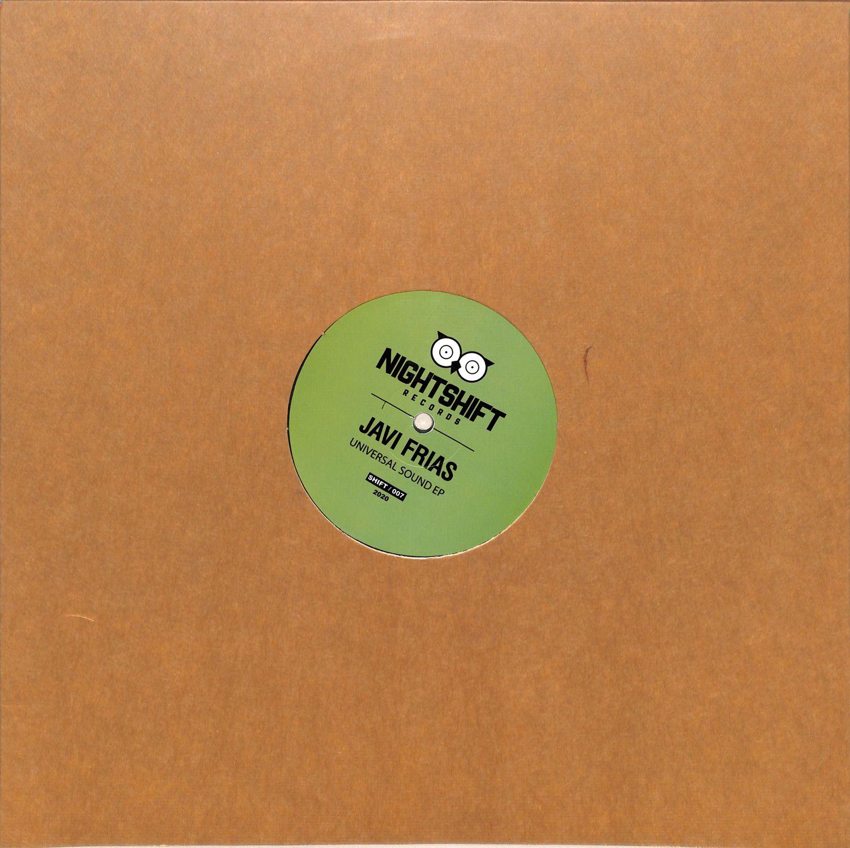 Javi Frias - UNIVERSAL SOUND EP