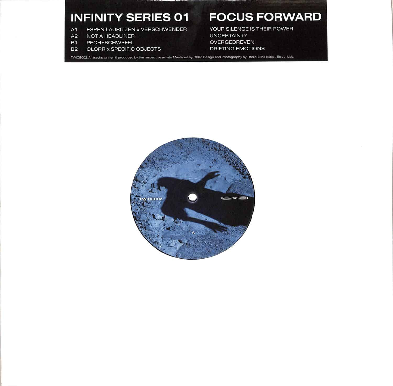 Various Artists - INFINITY SERIES 01: FOCUS FORWARD