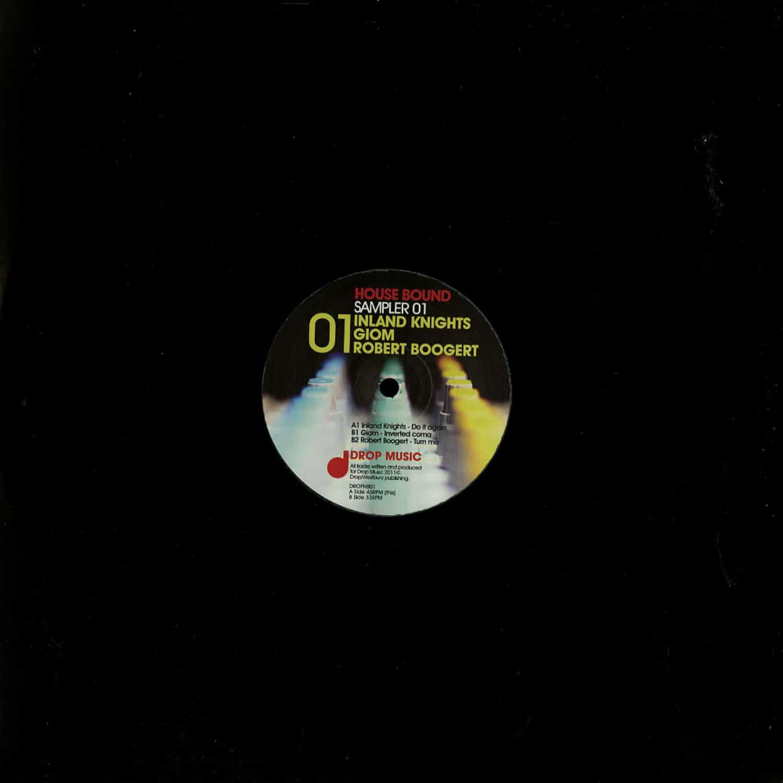 Inland Knights, Giom, Robert Boogert - HOUSE BOUND SAMPLER 01