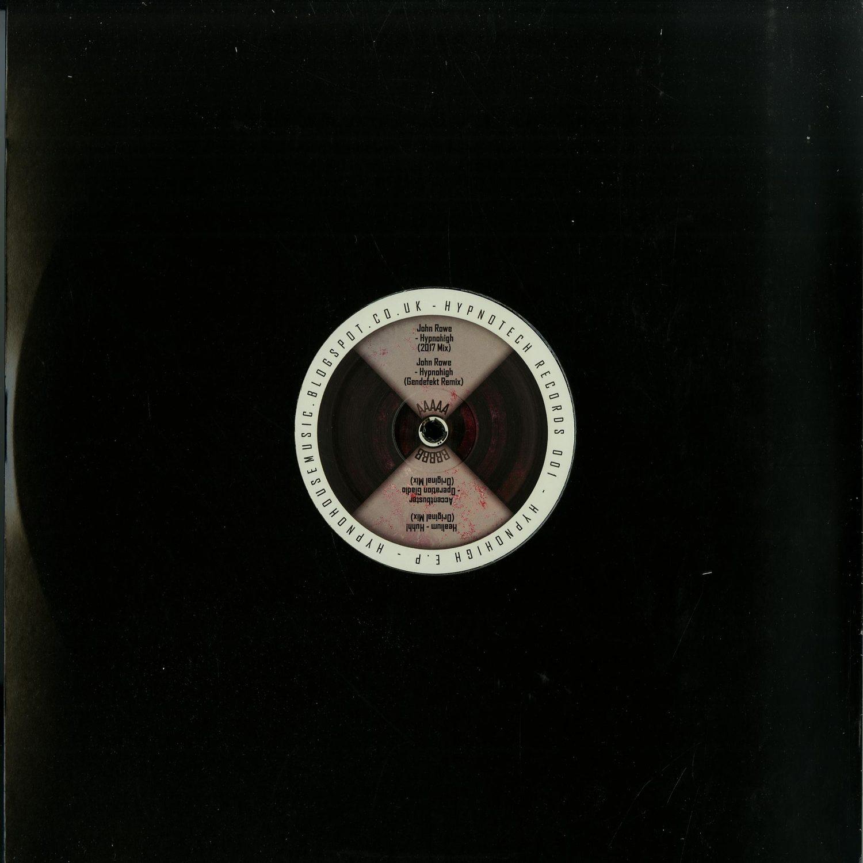 John Rowe / Healium / Accentbuster - HYPNOHIGH EP