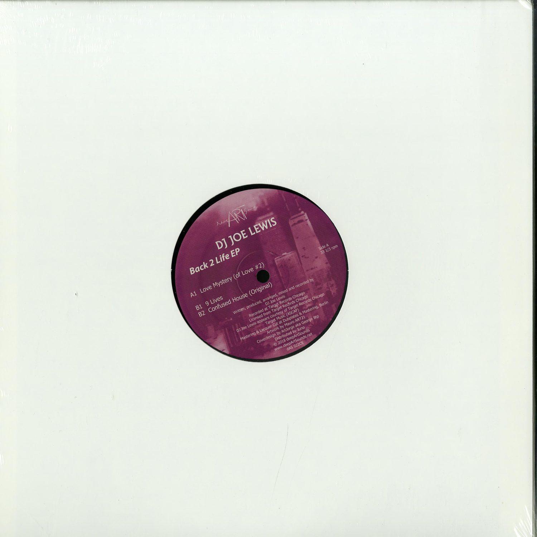 DJ Joe Lewis - Back 2 Live EP