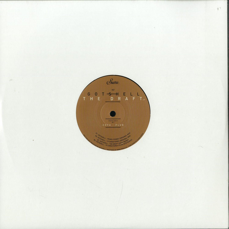 Gotshell - THE DRAFT EP