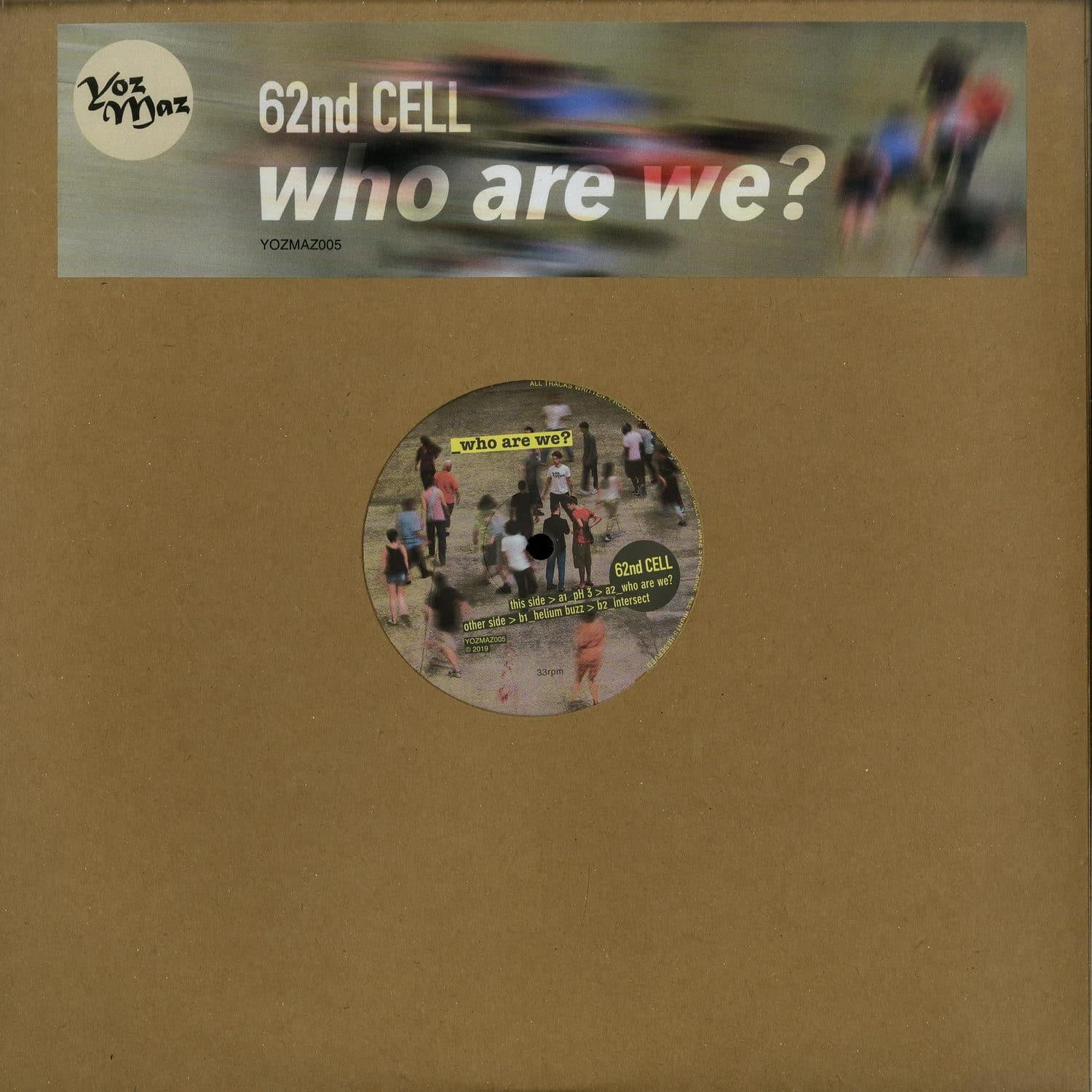 62nd Cell - WHO ARE WE