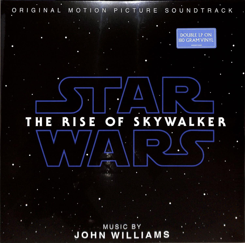 John Williams - STAR WARS: THE RISE OF SKYWALKER O.S.T.