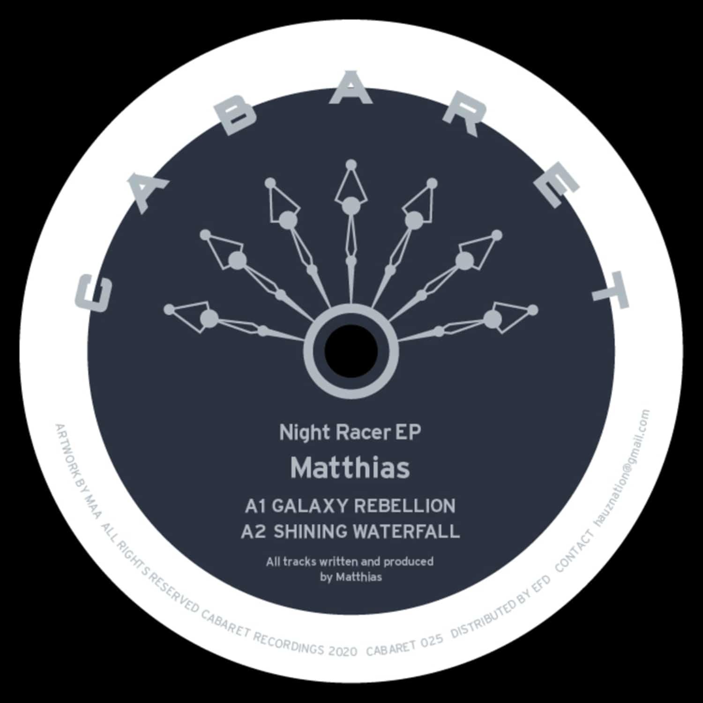 Matthias - NIGHT RACER EP
