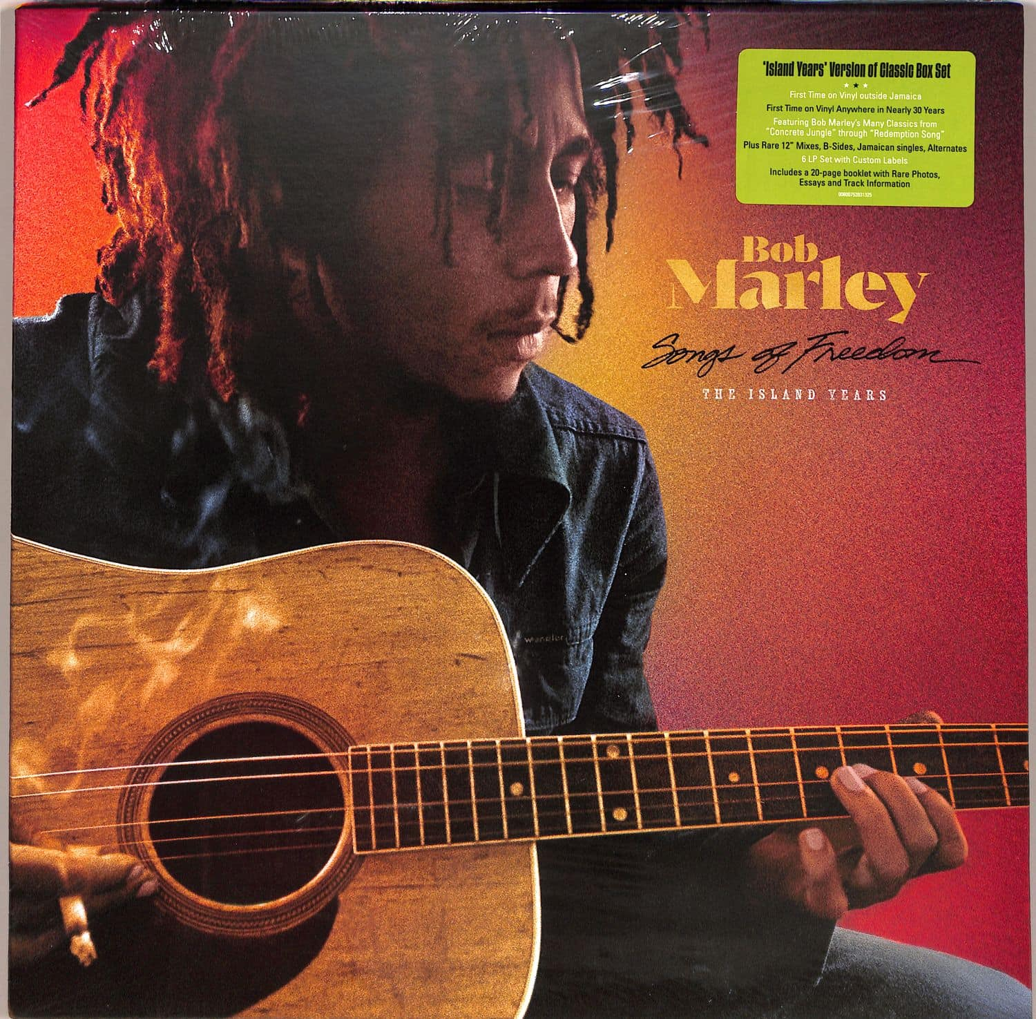 Bob Marley - SONGS OF FREEDOM: THE ISLAND YEARS