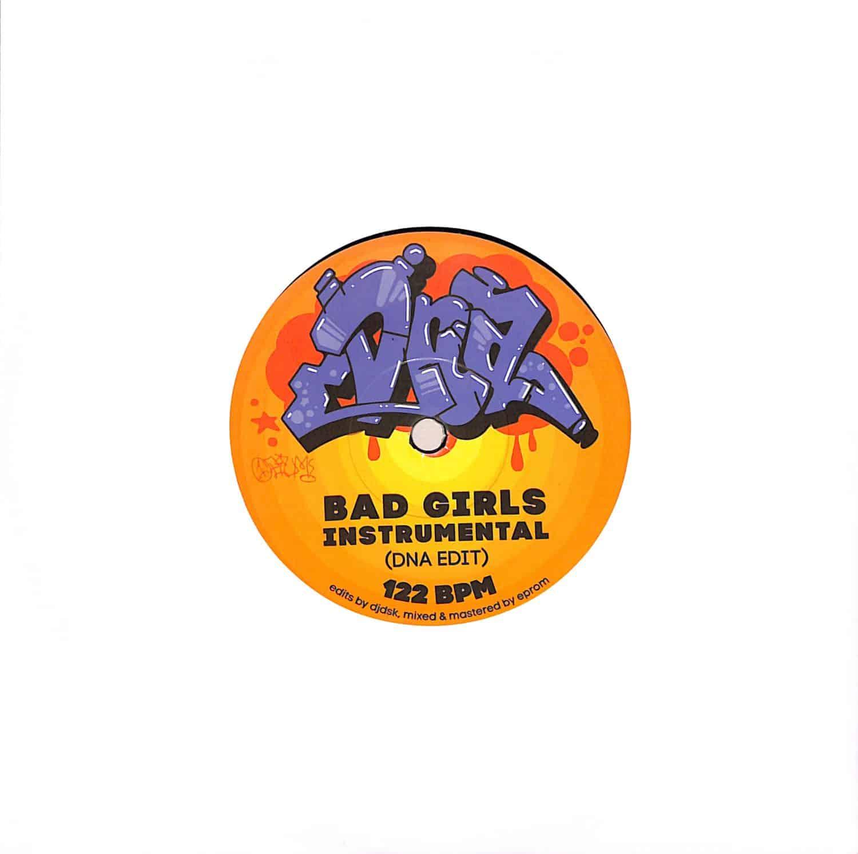 DJ DSK - DNA EDITS INSTRUMENTALS VOL. 2