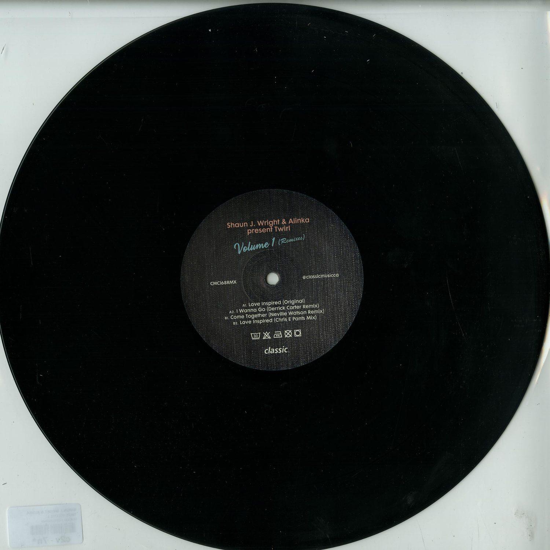 Shaun J. Wright & Alinka - TWIRL VOLUME 1