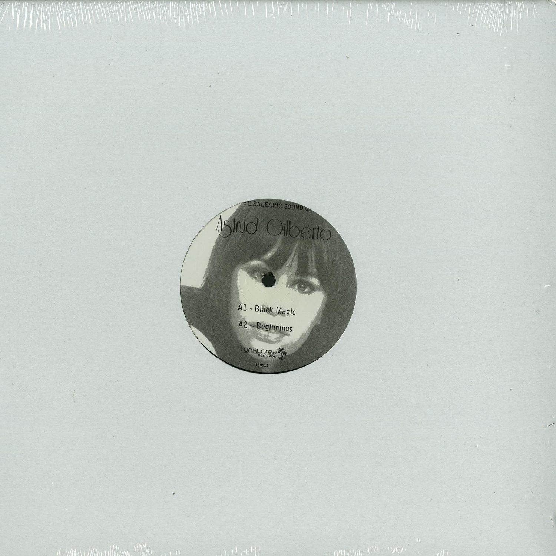 Astrud Gilberto - THE BALEARIC SOUND OF ASTRUD GILBERTO