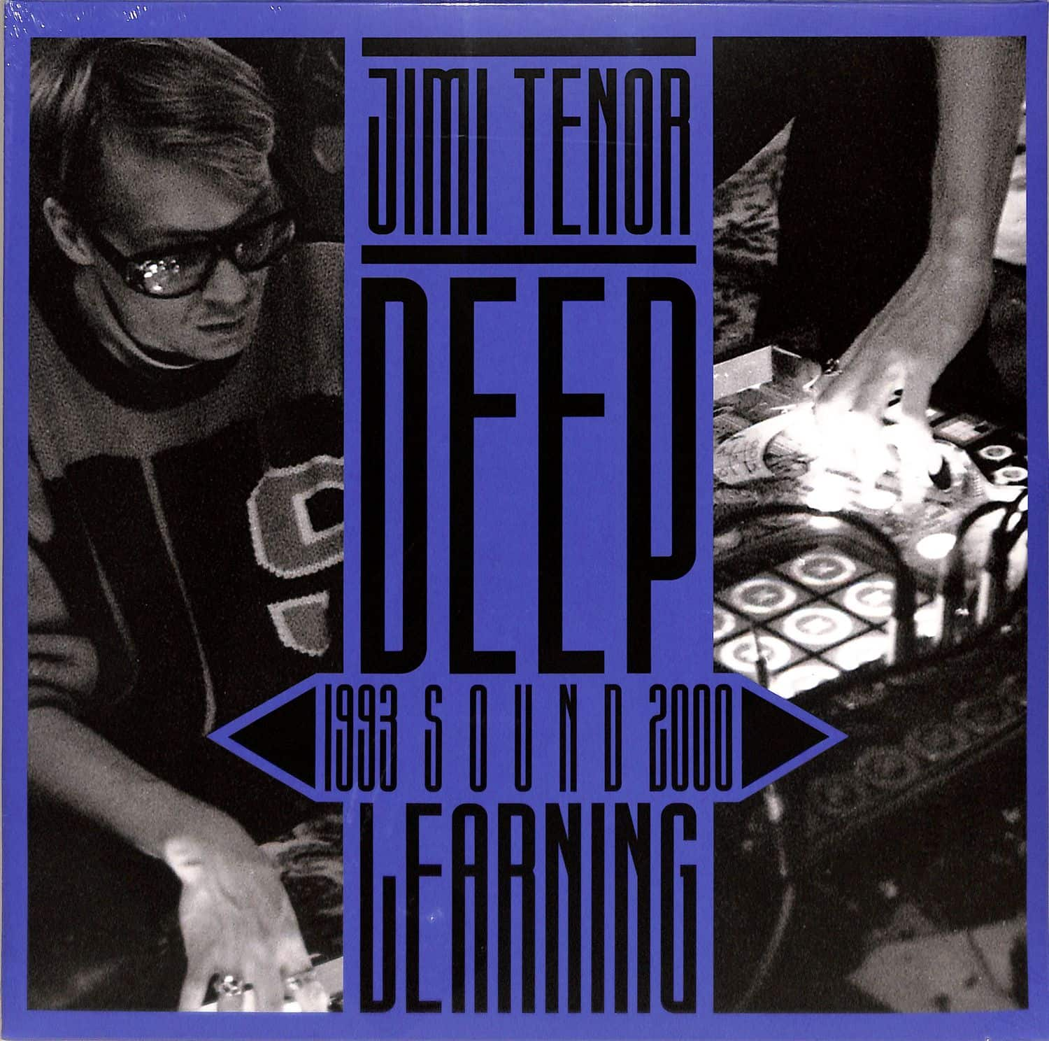 Jimi Tenor - DEEP SOUND LEARNING