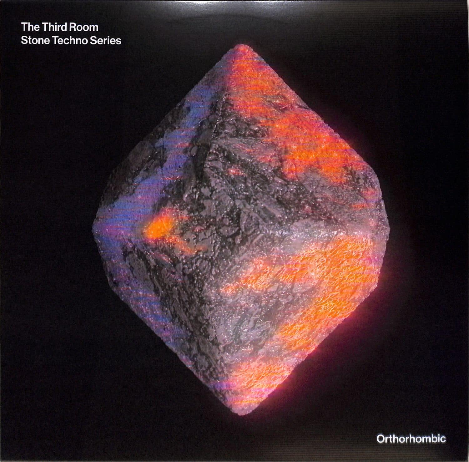 Various Artists - STONE TECHNO SERIES ORTHORHOMBIC EP