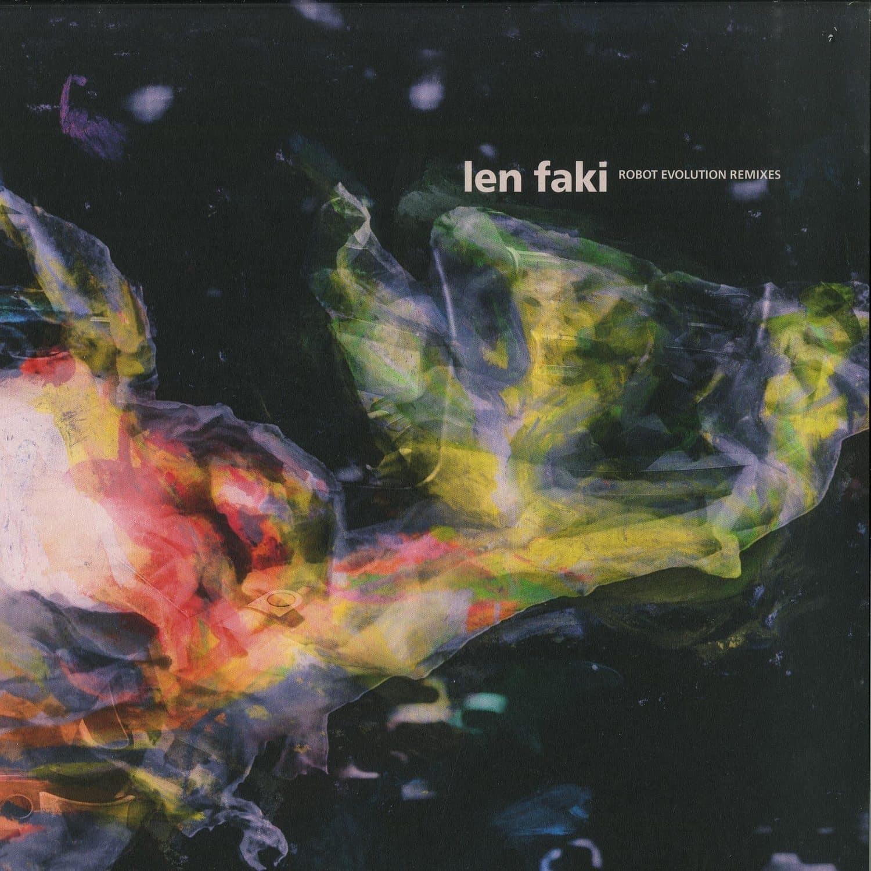Len Faki - ROBOT EVOLUTION REMIXES