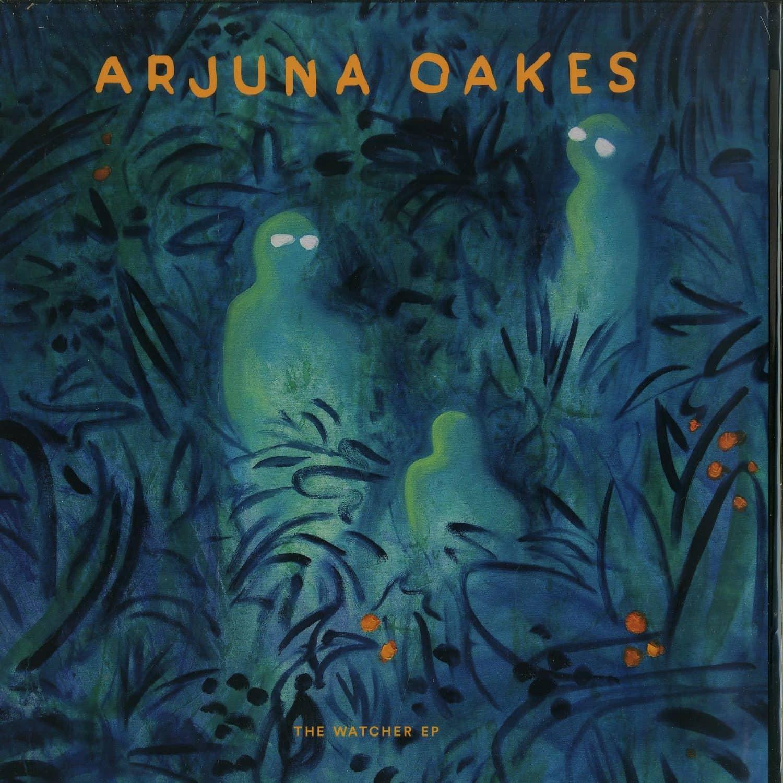 Arjuna Oakes - THE WATCHER EP
