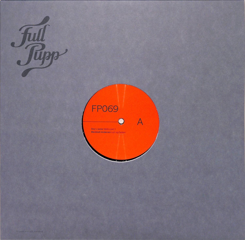DJ Fett Birger, Bjorn Torske, Blackbelt Andersen - FULL PUPP 15 YEARS PART 1 - EP