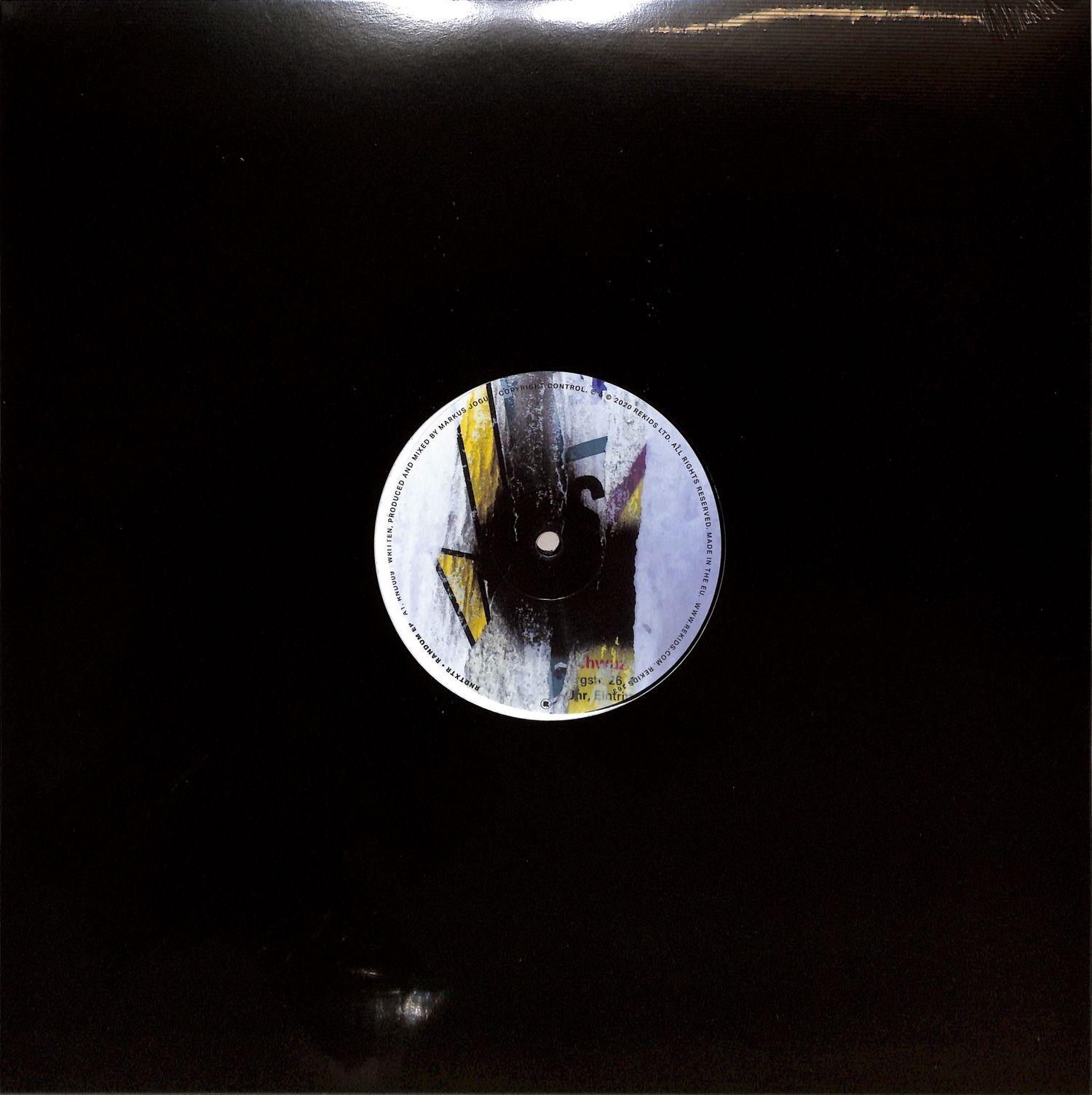 RNDTXTR - RANDOM EP