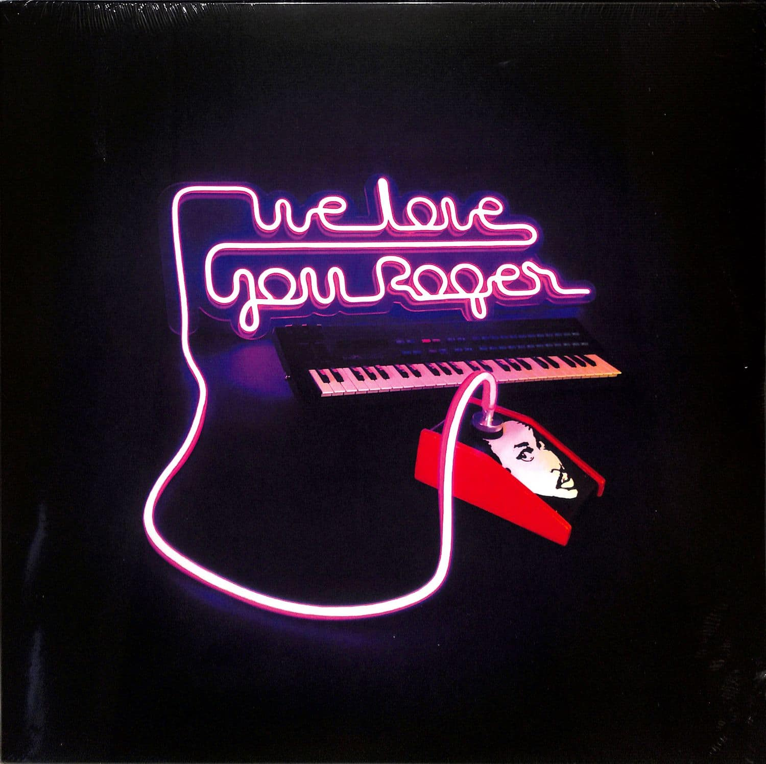 Various Artists - WE LOVE YOU ROGER PART II